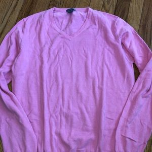 Pink H&M Mens Sweater. Barely worn